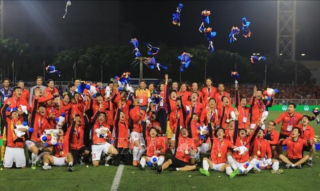 2020 et l'espoir pour les sports du Vietnam