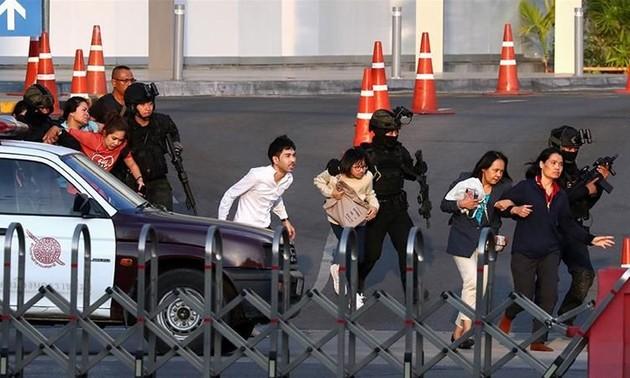 Fusillade en Thaïlande: message de condoléances de Nguyên Xuân Phuc
