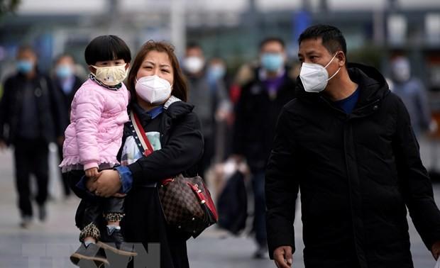 Coronavirus: l'OMS s'inquiète de la propagation hors de Chine
