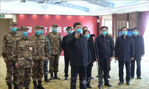 Coronavirus: à Wuhan, l'heure est à la reprise pour les entreprises