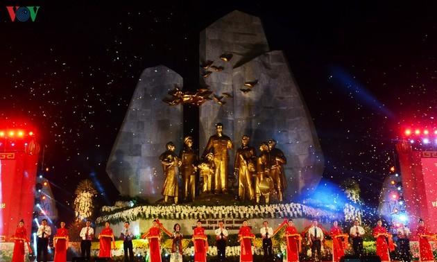 Célébration du 63ème anniversaire de la visite du président Hô Chi Minh à Quang Binh