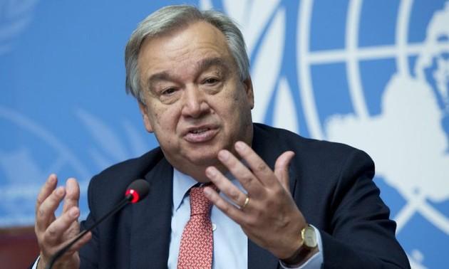 L'ONU exige un arrêt des conflits pour faciliter la lutte contre la pandémie
