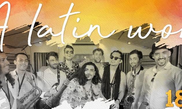 """Concert: """"A latin world"""""""