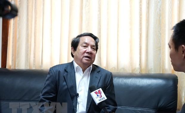 Le Cambodge salue les initiatives du Vietnam pour l'AIPA-41