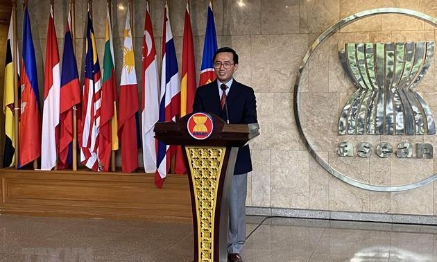 Trân Duc Binh élu secrétaire général adjoint de l'ASEAN