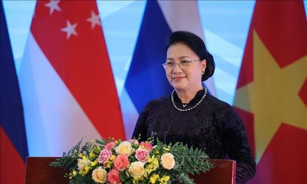 Nouvelle vision pour la diplomatie parlementaire de l'ASEAN