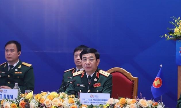 ACDFM-17: améliorer la coopération défensive au sein de l'ASEAN