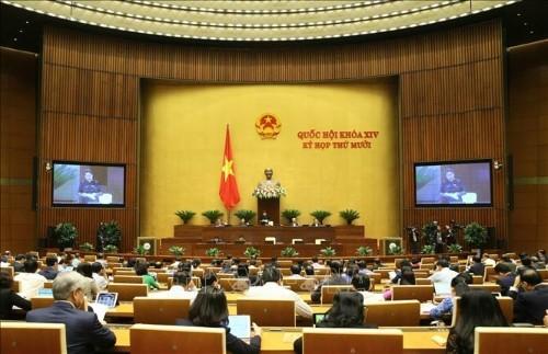 Dixième session parlementaire: deuxième semaine de la deuxième période