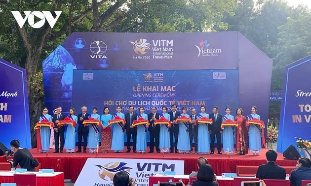 Ouverture du salon international du Tourisme vietnamien 2020