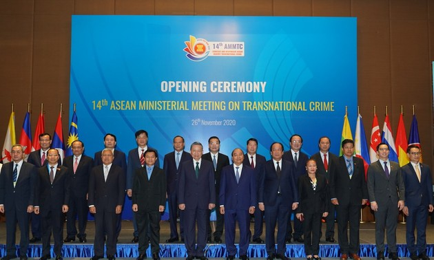 L'ASEAN poursuit son combat contre la criminalité transnationale