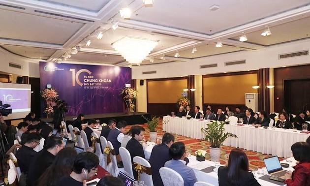 Publication des dix événements les plus marquants de la bourse au Vietnam en 2020