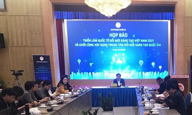 Première exposition internationale sur l'innovation et la création du Vietnam