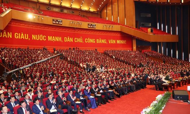 Clôture du 13e Congrès national du PCV