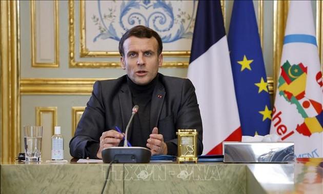 """7e Sommet du G5 Sahel: la lutte contre le terrorisme au Sahel exige une """"action d'envergure"""""""