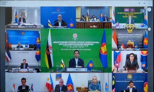L'ASEAN adopte dix initiatives de coopération économiques