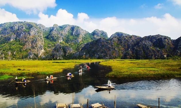 L'Année du Tourisme 2021 célèbre Ninh Binh