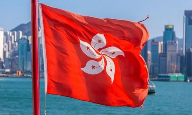 Le G7 appelle Pékin à mettre fin à «l'oppression» à Hong Kong