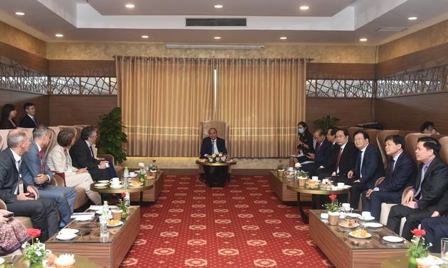 Nguyên Xuân Phuc souligne le rôle de la coopération internationale dans le développement du Delta du Mékong et la protection du Mékong