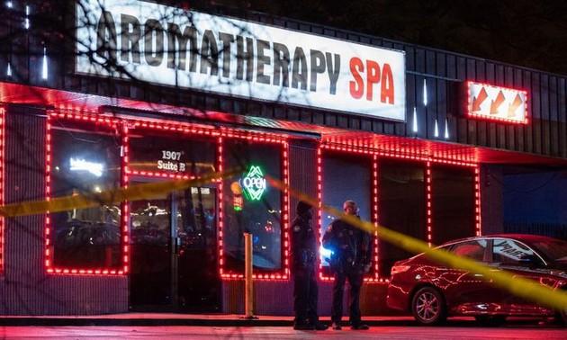 États-Unis: Un homme accusé d'avoir tué 8 personnes dans des salons de massage