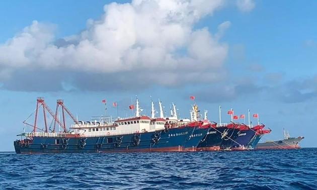 Les Philippines rejettent la revendication chinoise en mer Orientale