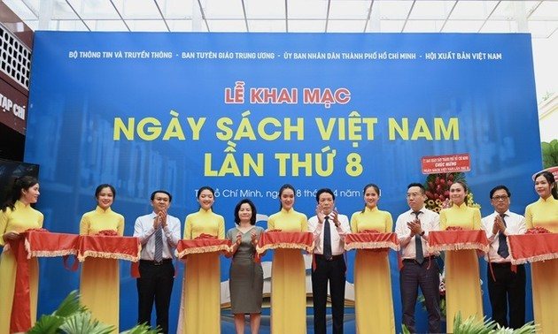 Hô Chi Minh-ville: ouverture de la huitième édition de la Journée du livre