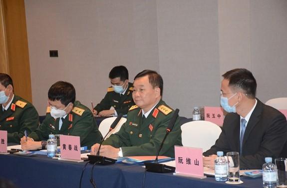 Dialogue stratégique sur la défense Vietnam - Chine