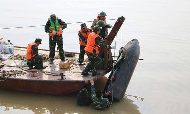 Le Vietnam poursuit ses efforts de déminage