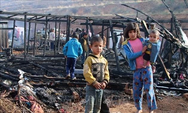 Le Vietnam appelle la communauté internationale à soutenir le Liban