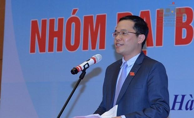 Le Vietnam assiste au Forum des jeunes députés