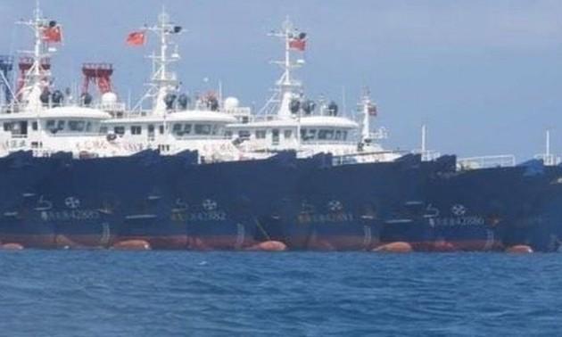 Mer Orientale: les Philippines ignorent l'interdiction de pêche de la Chine