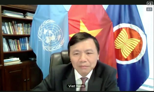 Le Vietnam appelle le Conseil de sécurité et la communauté internationale à mettre fin aux conflits en Moyen-Orient