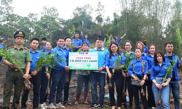 PNUD: rapport spécial sur les actions de la jeunesse vietnamienne pour le climat