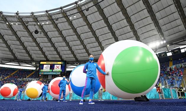 L'Euro 2020 est officiellement lancé à Rome
