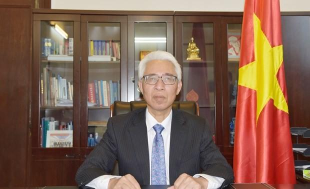 La relation sino-vietnamienne poursuit son bel élan