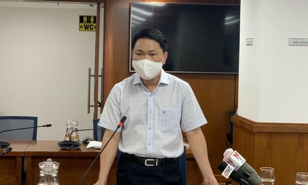 Hô Chi Minh-ville: des immeubles mobilisés pour la mise en quarantaine des patients