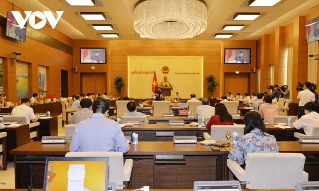 Garantir la sécurité de la première session de la quinzième législature
