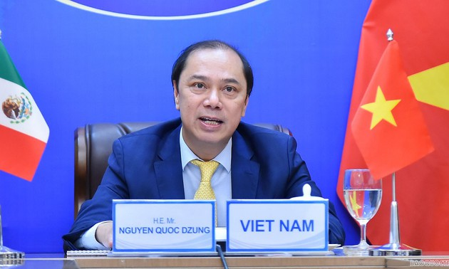 Promouvoir la coopération Vietnam-Mexique