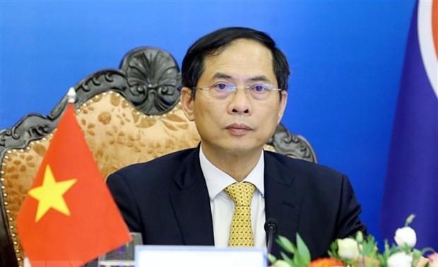 ASEAN – Australie: promouvoir la coopération dans les secteurs prioritaires