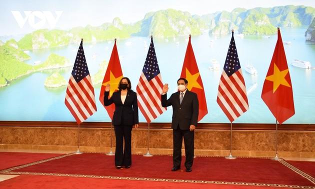 La Maison Blanche souhaite développer le partenariat intégral Vietnam-États-Unis