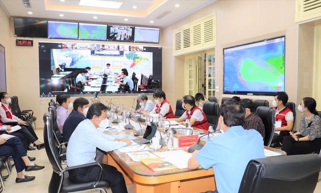 Faire face au typhon Conson