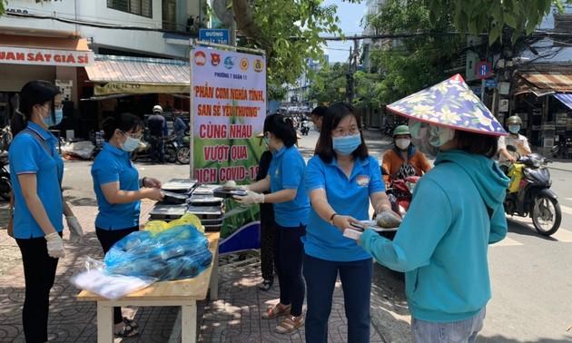 Covid-19: Hô Chi Minh-ville débloque un troisième paquet d'allocation sociale