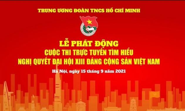 Concours sur la résolution du 13e congrès national du Parti communiste vietnamien