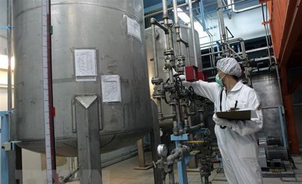 Iran: les caméras de surveillance de l'AIEA ont été endommagées dans «des attaques terroristes»