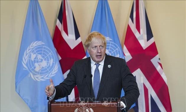 La COP26 sera «un tournant pour l'humanité», insiste Boris Johnson à l'ONU