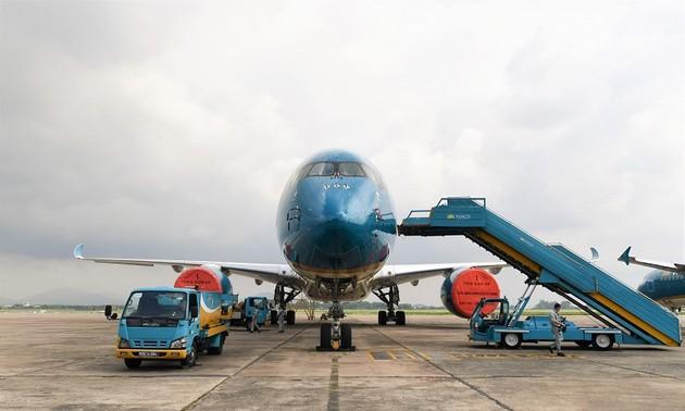 Vietnam Airlines prévoit de rétablir des vols domestiques à partir du 10 octobre