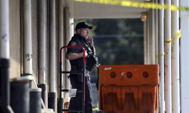 USA: Un homme tue deux personnes dans un bureau de poste avant de se suicider