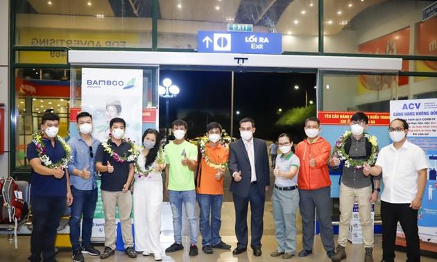 Quang Binh accueille ses premiers touristes après la quatrième vague