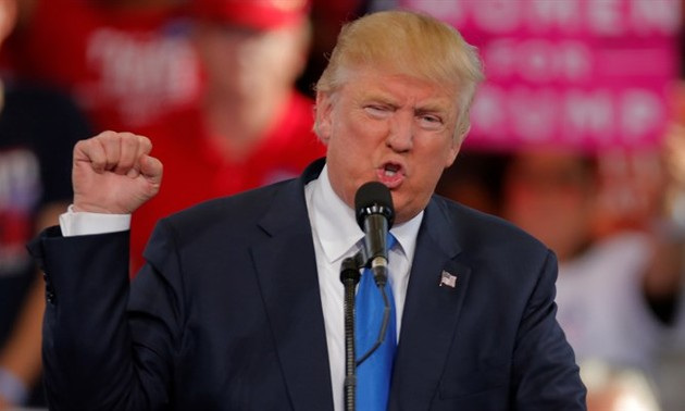Трамп пообещал стимулировать мирное урегулирование ситуации на Ближнем Востоке