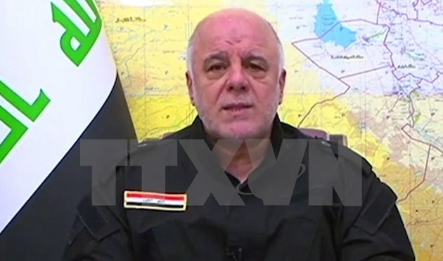 Премьер Ирака призвал правительство курдов отменить результаты референдума