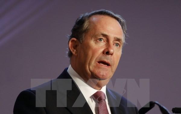 Великобритания проявляет интерес к зоне свободной торговле в АТР